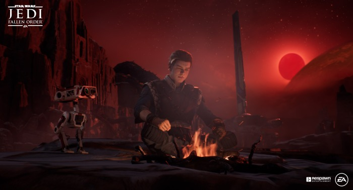 JFO Reveal Screen Campfire