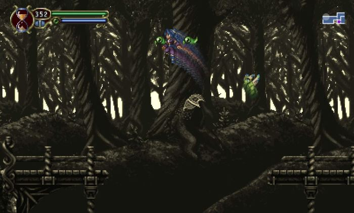 Timespinner_greenwood_forest_poison_moth_leap