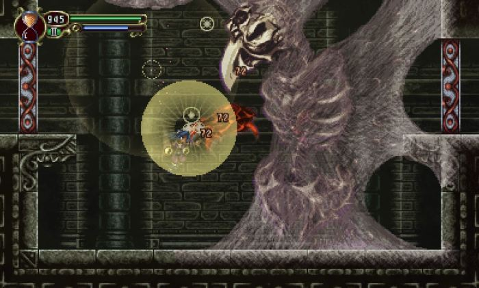 Timespinner_xarion_claw_attack