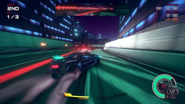 Inertial Drift - Screenshot 2