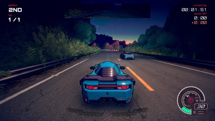 Inertial Drift - Screenshot 7